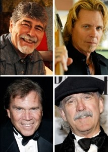 Randy Owen, Will Jennings, Layng Martine, Jr. and Jeffrey Steele To Be Inducted Into Nashville Songwriters Hall of Fame