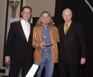 Jeffrey Steele named Songwriter of the Year by NSAI