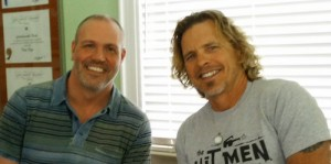 Jeffrey Steele & Darrell Franklin: Off To Join The 3 Ring Circus