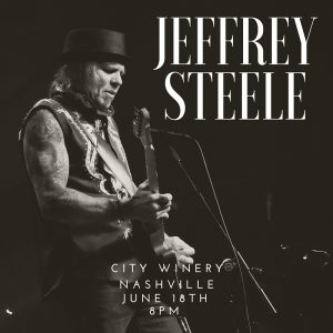 Jeffrey Steele at City Winery