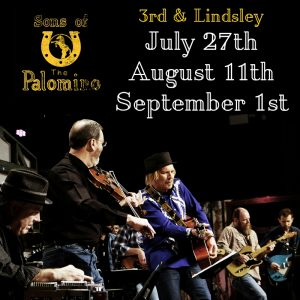 Jeffrey Steele with Sons of The Palomino