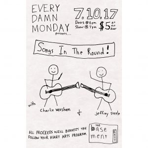 Every Damn Monday: Songs in the Round