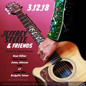 Jeffrey Steele & Friends 2018