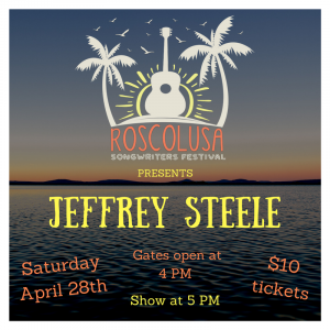 Jeffrey Steele at the Roscolusa Songwriters Festival