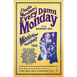 Every Damn Monday – Mississippi Night