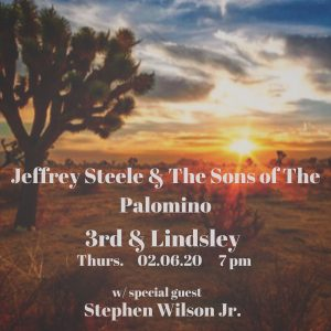 Jeffrey Steele & Sons of The Palomino